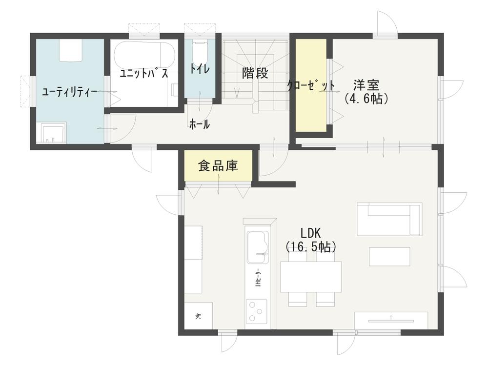【GRACE HOME-Z八軒9西6】A棟は一次エネルギー消費量45%削減の省エネ住宅<BELS取得済>