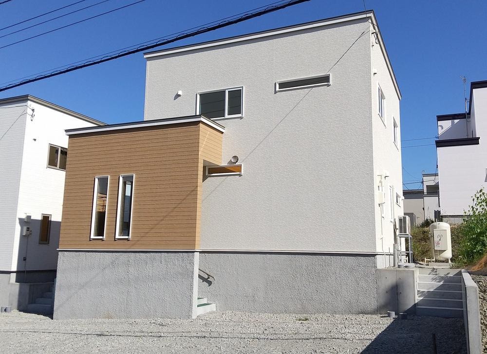 324-191モデルハウス・324-192モデルハウス 外観