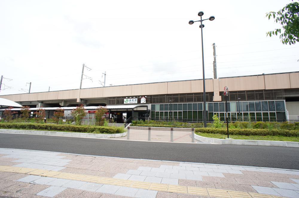 JR東北本線「長町」駅まで2340m