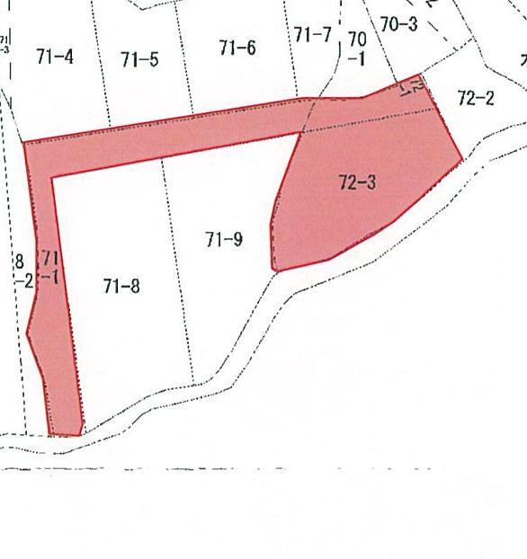 土地価格520万円、土地面積346m<sup>2</sup>
