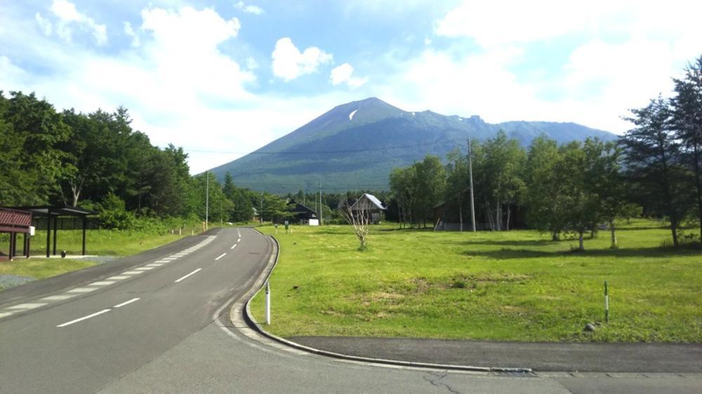 岩手山眺望(ロイヤルシティ八幡平リゾート入口 車2分)