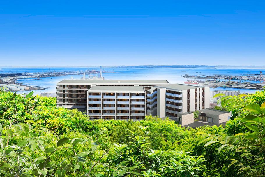 クレストレジデンス横浜 SKY VIEW SHIOMIDAIのメイン画像
