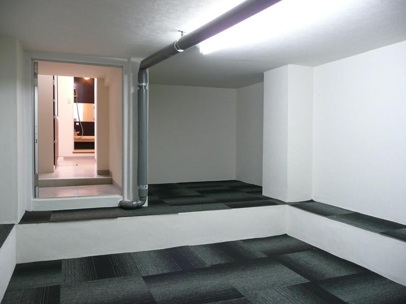 LDK下の床下収納