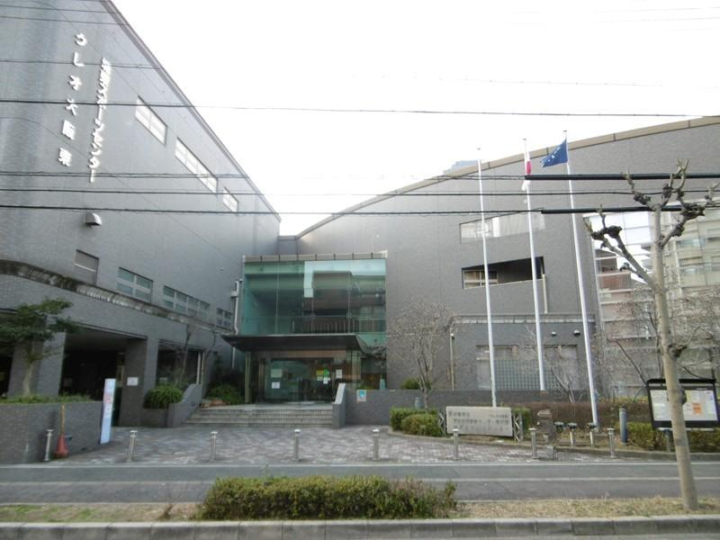 クレオ大阪まで約350m/徒歩4分