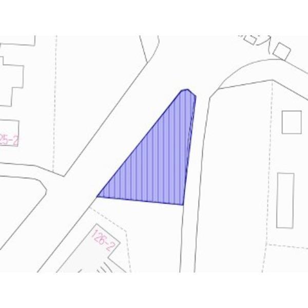 土地価格330万円、土地面積149m<sup>2</sup>