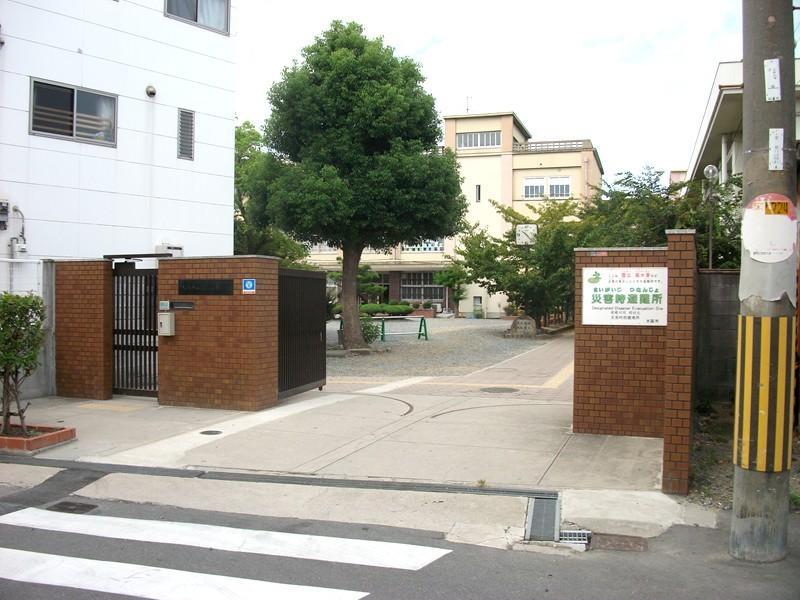 茨田北中学校まで約1050m/徒歩14分