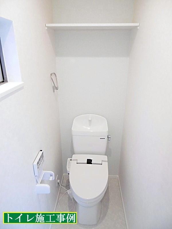 施工事例_トイレ