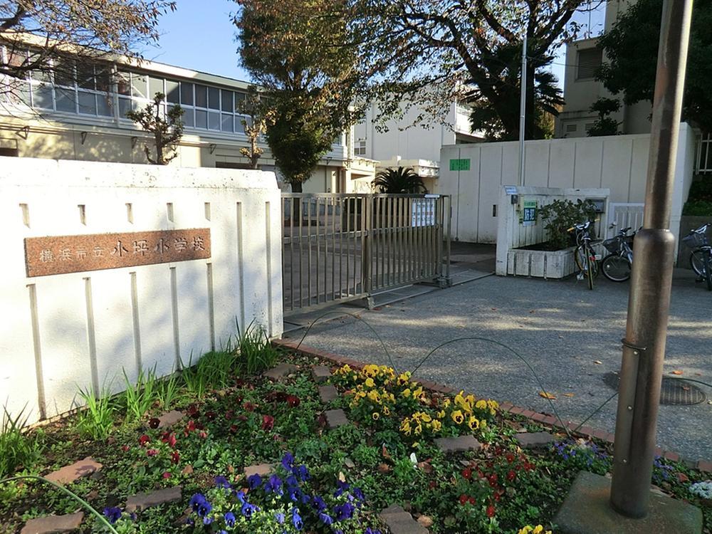 横浜市立小坪小学校まで850m