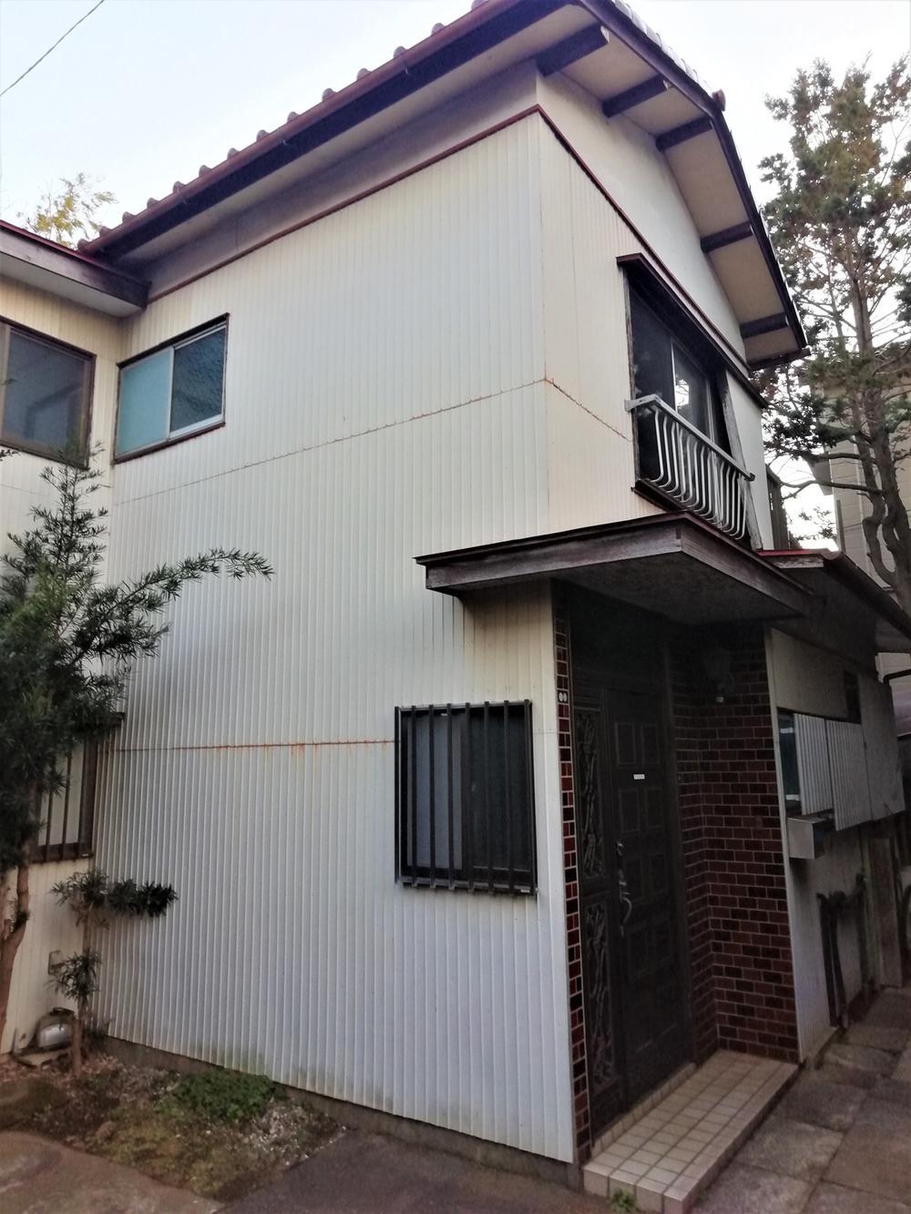 現況の建物