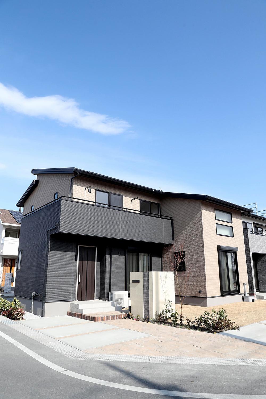 トヨタウッドユーホームの4分譲地〈全10戸〉が「経済産業省 戸建分譲ZEH実証事業」に採択されました!