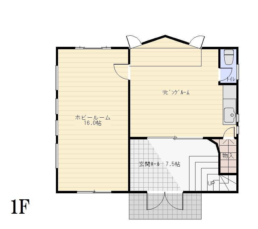 3180万円、1LDK+S(納戸)、土地面積214.17m<sup>2</sup>、建物面積106.26m<sup>2</sup>