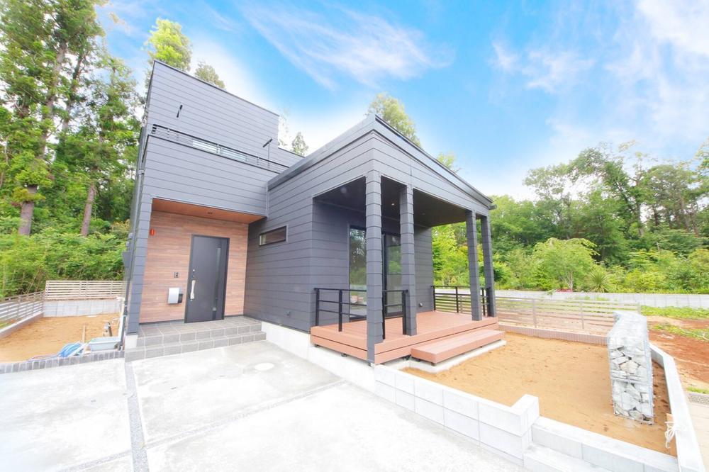 No.32(販売済み)<BR>地震や台風などの災害にも強いスタイリッシュなデザイン住宅を建ててみませんか?