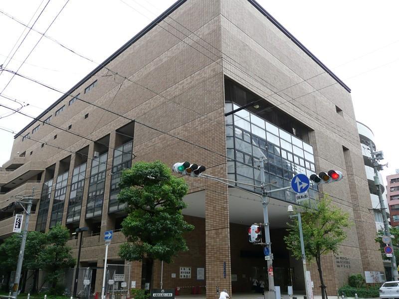 島之内図書館&中央スポーツセンターまで約335m/徒歩4分