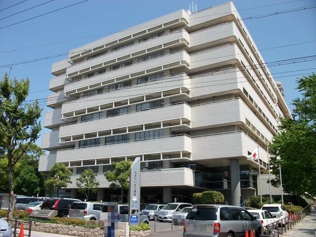 大阪警察病院まで約350m/徒歩4分