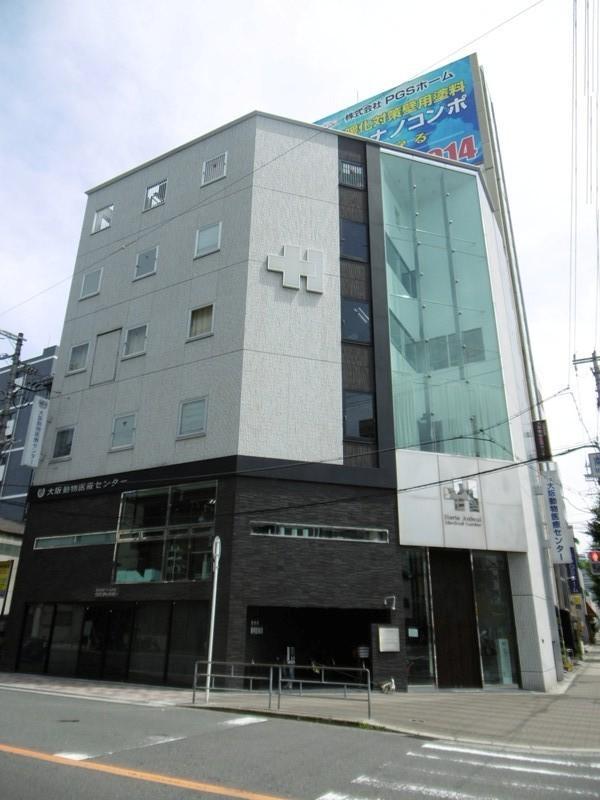 大阪動物医療センターまで約160m/徒歩2分