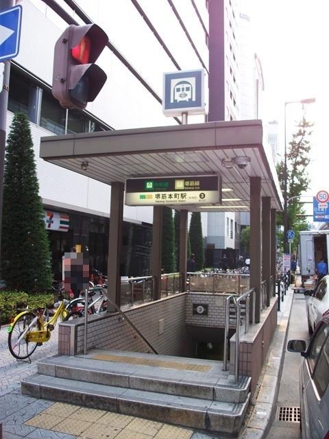 堺筋本町駅まで約150m/徒歩2分