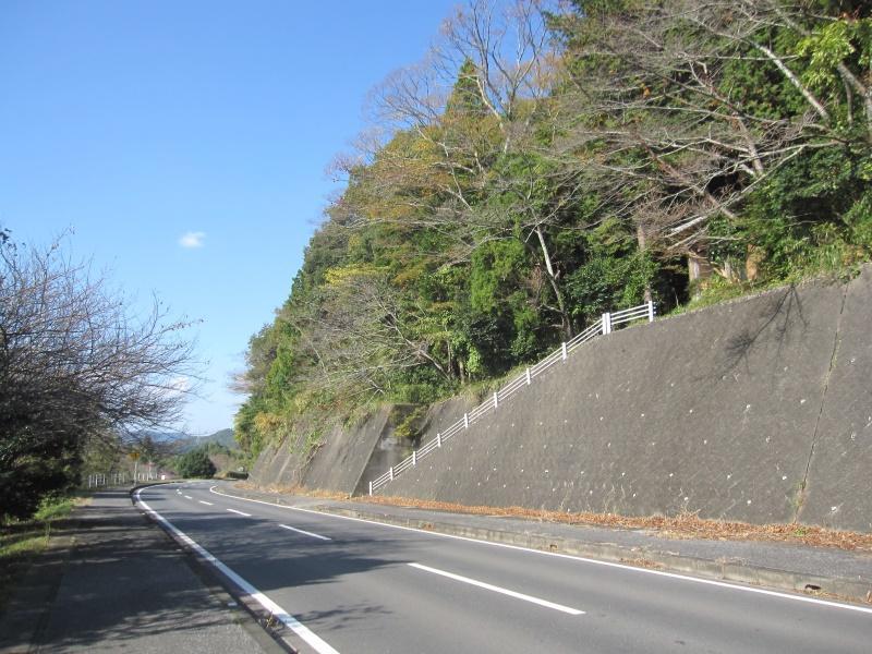 国道465号線に接道