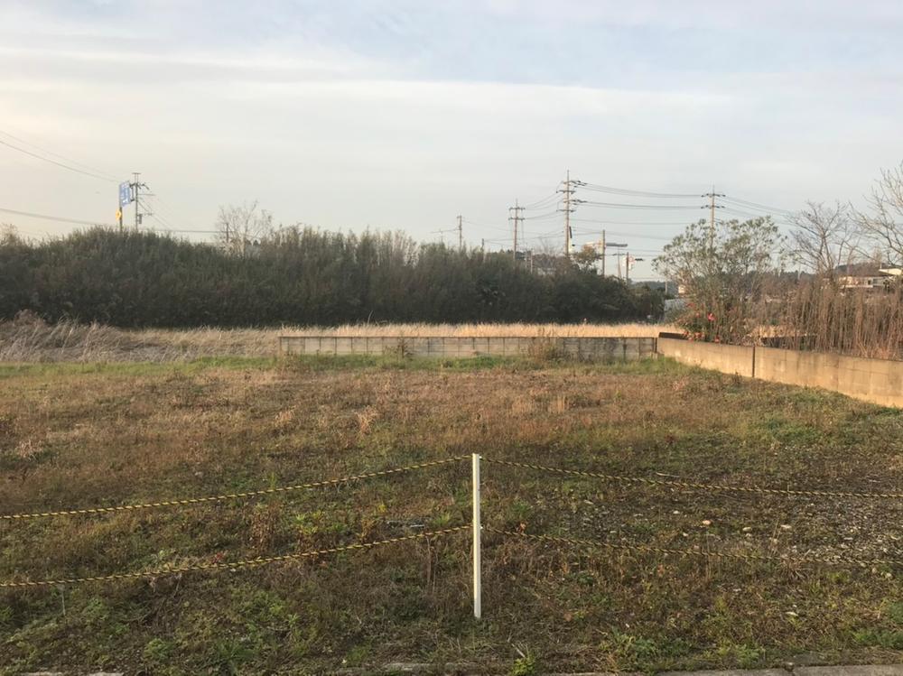 現地(2018年12月)撮影<BR>山武医療センターまで約1.6Km。近くに病院があるので安心ですね。