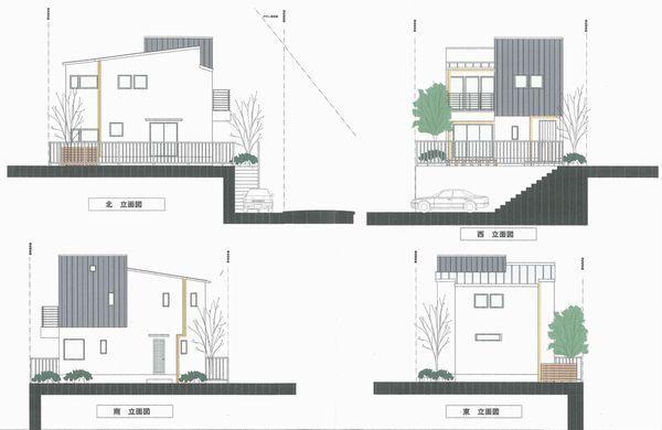 建物プラン例( 号地)建物価格      万円、建物面積   m<sup>2</sup>