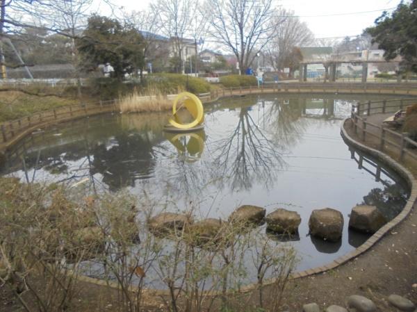 二ツ池公園まで5m