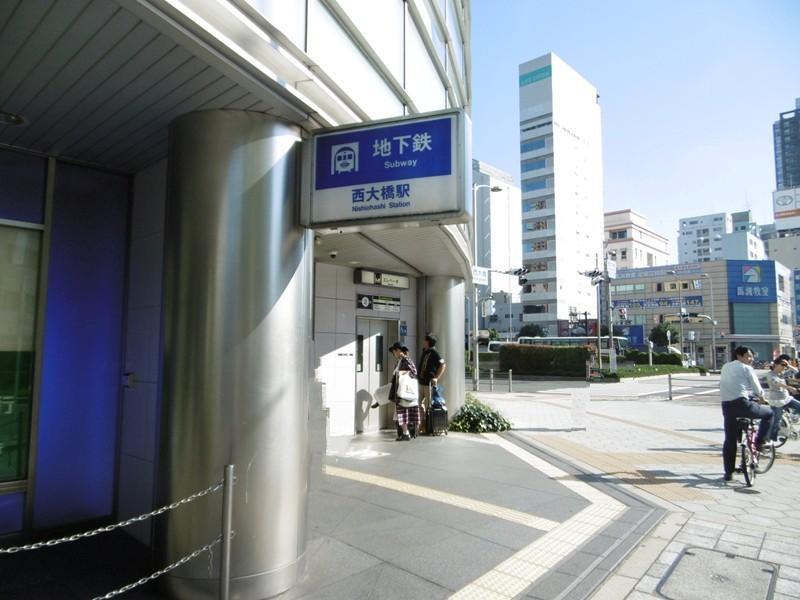 長堀鶴見緑地線西大橋駅まで約200m/徒歩2分