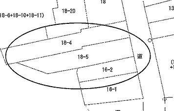土地価格700万円、土地面積272.5m<sup>2</sup>