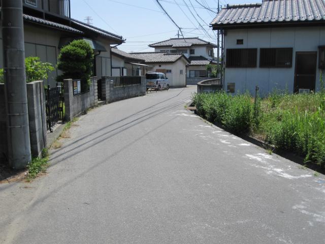 現地道路撮影