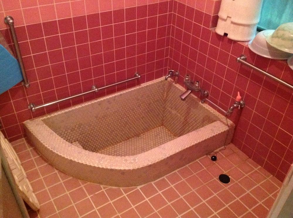 浴室(2013年10月)撮影