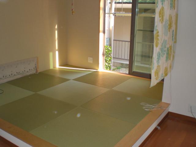 室内 畳スペース