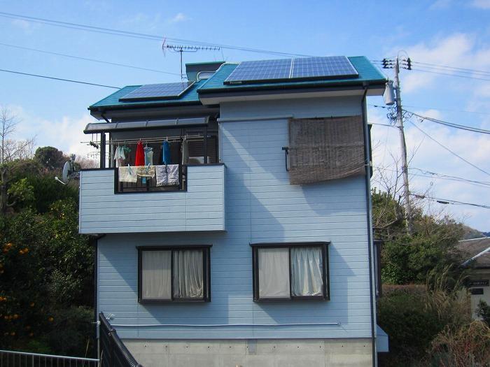 太陽光発電付