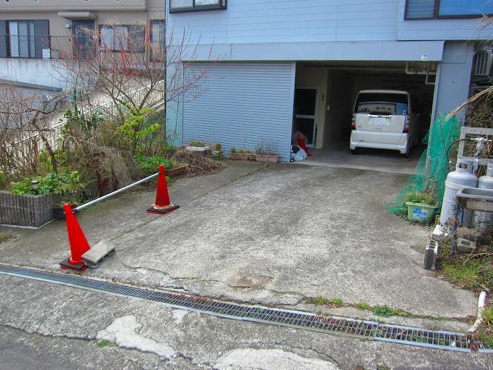 駐車3台可能