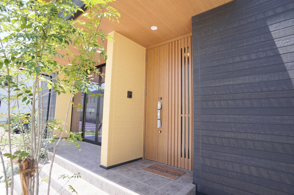 月々のランニングコストが抑えられる高気密高断熱住宅です。