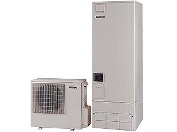 【エネルギー効率が良い給湯器「エコキュート」】