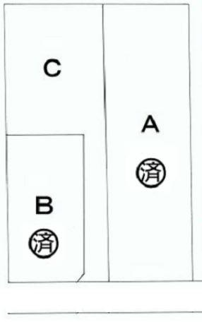 土地価格922万円、土地面積203.42m<sup>2</sup>