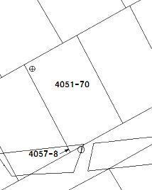 土地価格1094万4000円、土地面積207.07m<sup>2</sup>