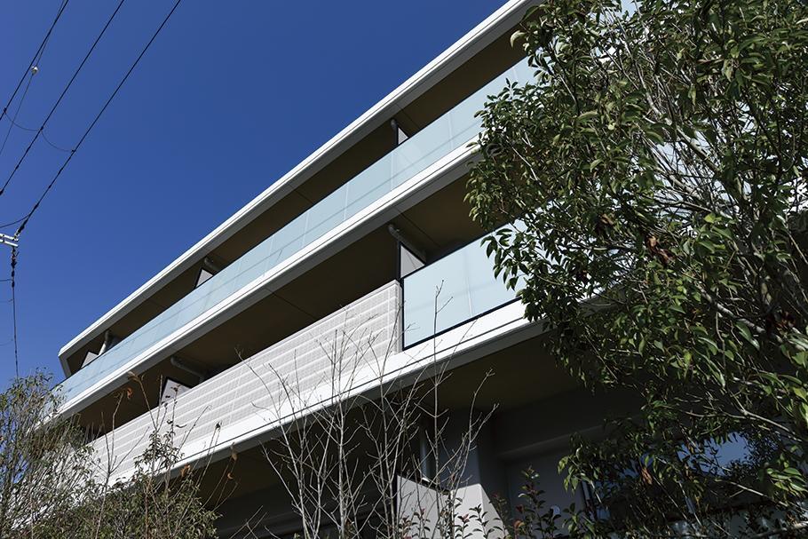 ガーデンパレス吹田千里丘の建物の特徴画像