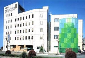 橋本病院まで636m
