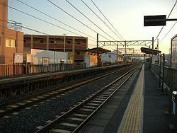 宮前駅まで1317m