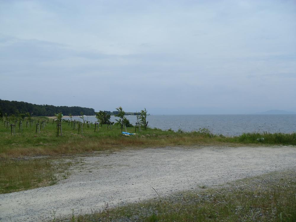 (萩の浜オートキャンプ場)撮影