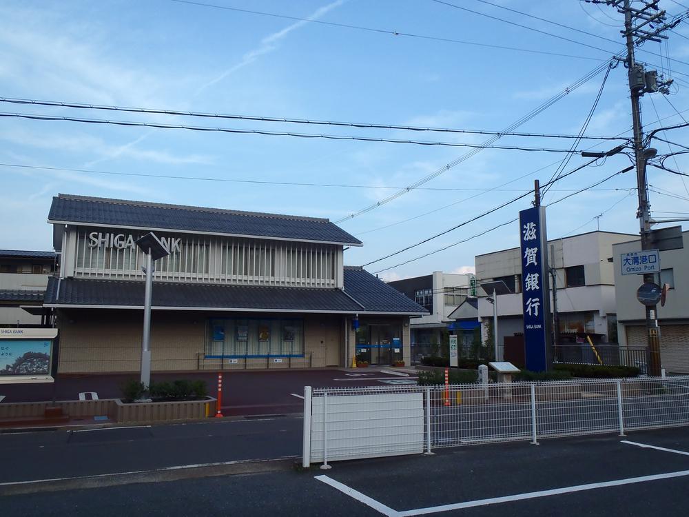 滋賀銀行高島支店