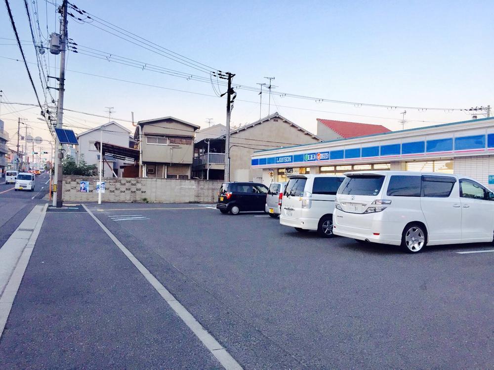 ローソン和泉唐国店まで509m