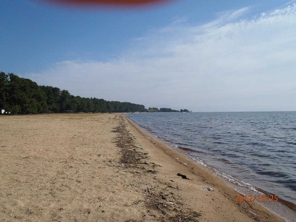 近江白浜水泳場まで320m 湖水浴場まで徒歩4分