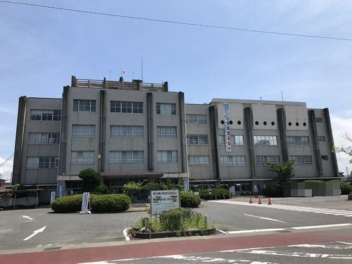 近江八幡市役所まで3750m