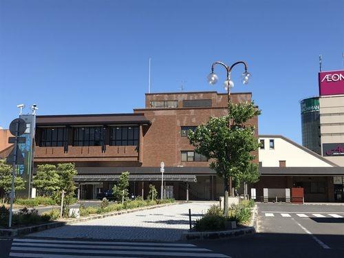 近江八幡駅まで2600m