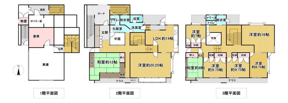 2890万円、8LDK、土地面積571.68m<sup>2</sup>、建物面積382.54m<sup>2</sup>