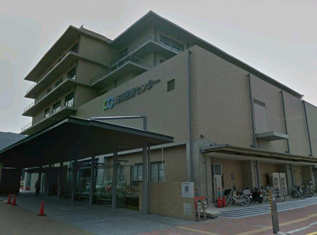 海南医療センターまで982m