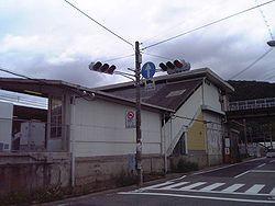 黒江駅まで1065m