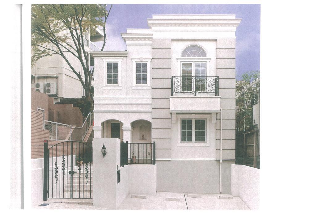 土地価格100万円、土地面積149.4m<sup>2</sup> 外観:推奨プラン