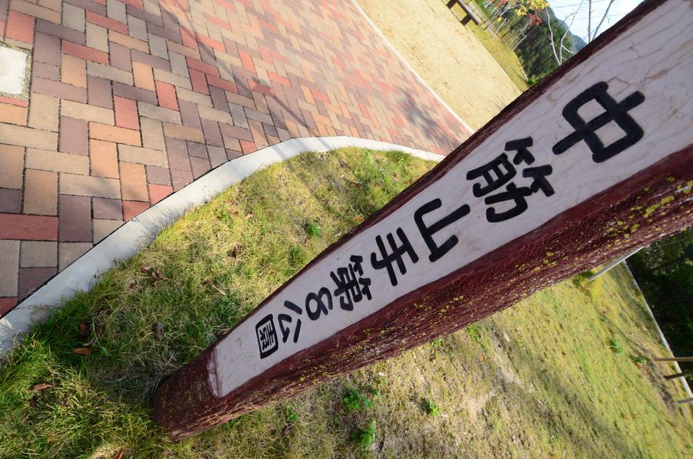 現地タウン内公園