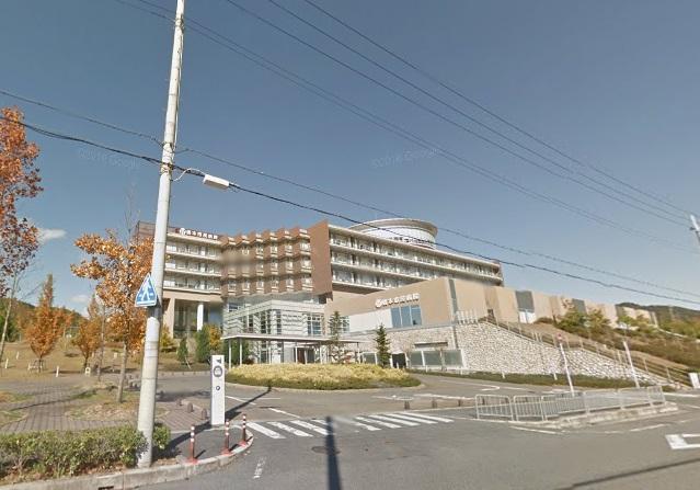 橋本市民病院まで3192m